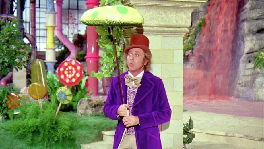 """""""Willy Wonka & The Chocolate Factory"""" will be among the first movies screened when the Avon Theatre reopens. The 1971 film stars the late Gene Wilder, a longtime supporter of the Stamford showplace. Photo: Contributed Photo"""