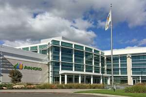 Southern Connecticut Gas is owned by Avangrid in Orange, Conn.