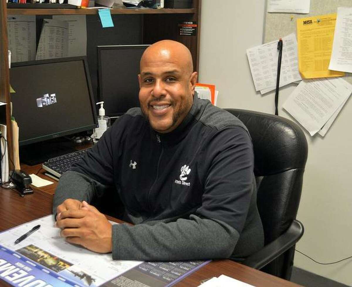 EHS athletic director Alex Fox had mixed feelings about the news from IHSA.