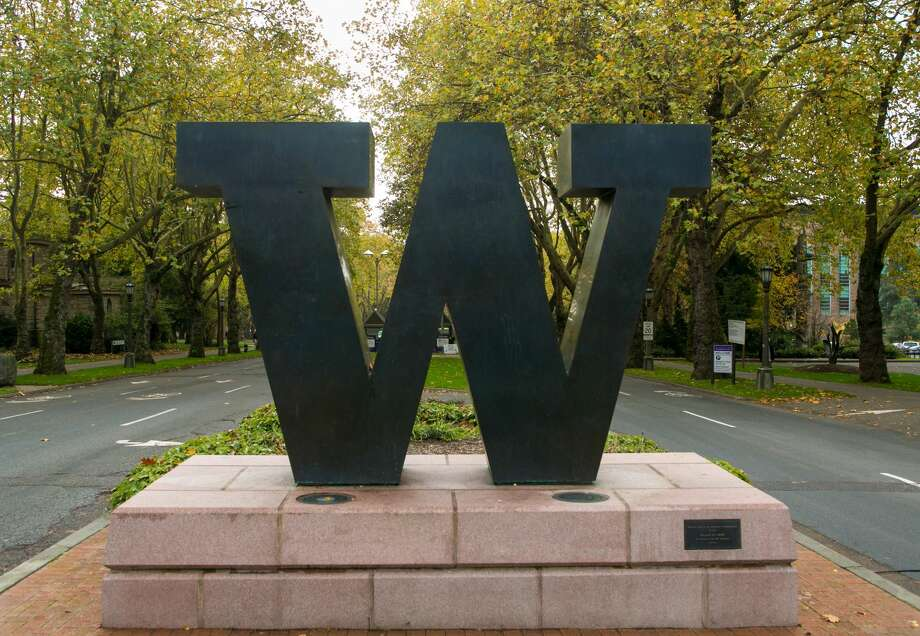 SEATTLE, WA - NOVEMBER 5: The main entrance to the University of Washington is viewed on November 5, 2015, in Seattle, Washington. Seattle, located in King County, is the largest city in the Pacific Northwest, and is experiencing an economic boom as a result of its European and Asian global business connections. (Photo by George Rose/Getty Images) Photo: George Rose/Getty Images / 2015 George Rose
