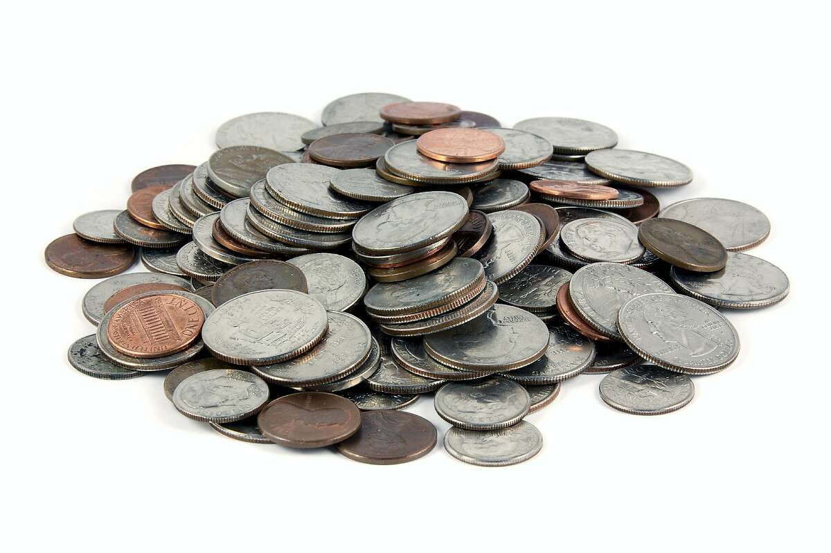 """As the economy ground to a halt earlier this year, """"the flow of coins through the economy has gotten all - it's kind of stopped,"""" Fed Chair Jerome H. Powell said in a Wednesday hearing before the House Financial Services Committee."""