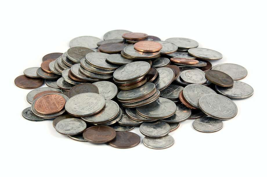 """As the economy ground to a halt earlier this year, """"the flow of coins through the economy has gotten all - it's kind of stopped,"""" Fed Chair Jerome H. Powell said in a Wednesday hearing before the House Financial Services Committee. Photo: Istockphoto.com"""