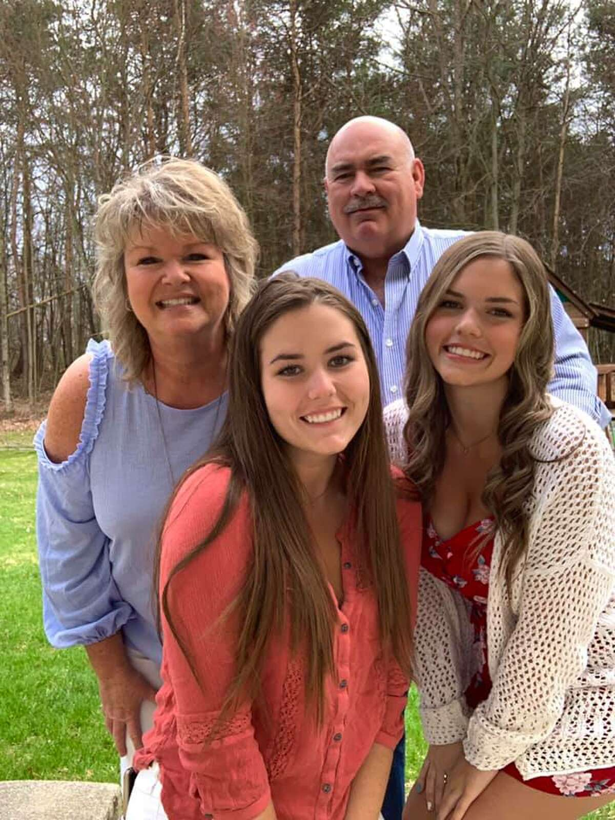 """""""Dave Bennett who is an amazing dad to his daughters McKenna and Morgan."""" Photo submitted byMary Ulrich Bennett"""
