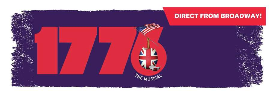 """Theatre Under The Stars had planned to launch its 2020-21 season at the Hobby Center with the Broadway-bound revival of """"1776"""" in September, followed by """"Rock of Ages"""" in October. However, due to ongoing risks related to the coronavirus pandemic, both productions have been moved to later in the 2020-21 season. Photo: Art Courtesy Theatre Under The Stars"""