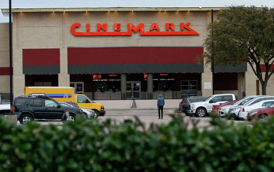 Cinemark is reopening two Houston-area theaters this Friday. (Brian Elledge/Dallas Morning News/TNS) Photo: Brian Elledge, FILE / TNS / Dallas Morning News