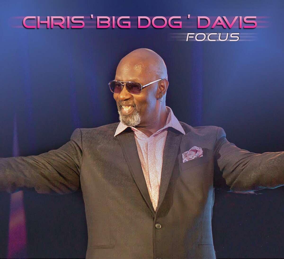 "The album cover of the 11-tune new release ""Focus."""