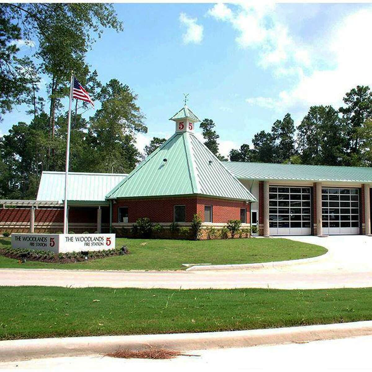 Engineering assessments of the structural damage to The Woodlands Fire Station No. 5 were presented to the township Board of Directors on Oct. 30. The station has slab and foundation issues that has caused uneven floors, cracking and other issues.