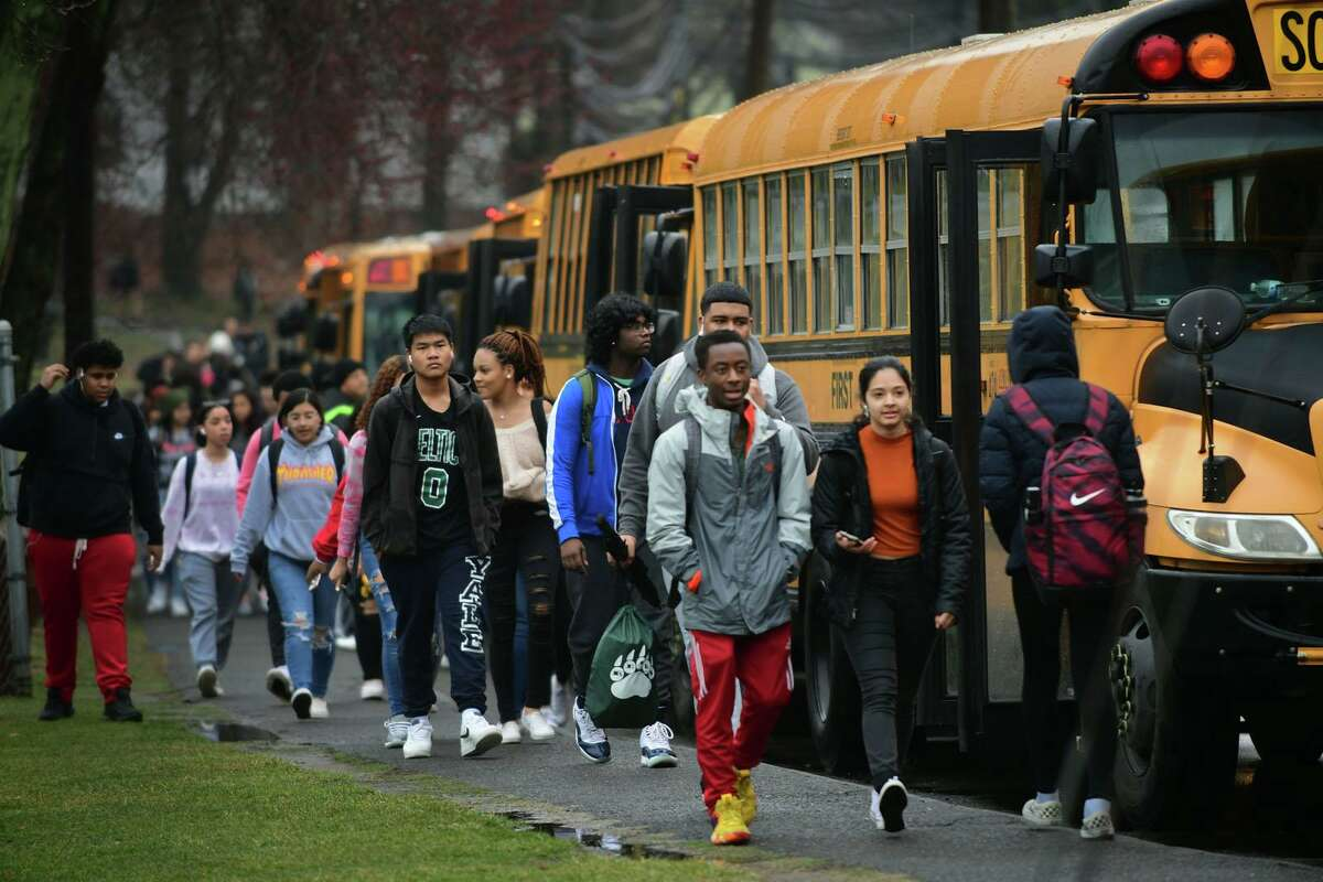 Absentee rates for Norwalk high school seniors reached nearly 25 percent this year.