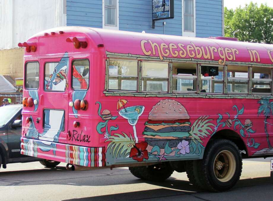 The Cheeseburger in Caseville festival has grown from a three-day event to a 10-day celebration that draws tens of thousands of people to town every summer. (Tribune File Photo)