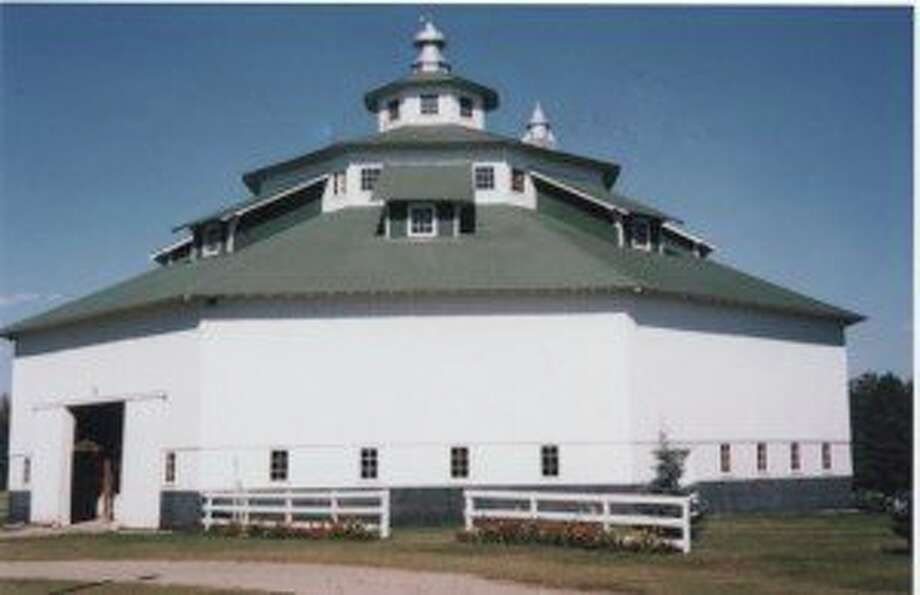 The Octagon Barn will undergo a 6-week repair project beginning at the end of June. The rest of the agricultural museum will be open to the public for individual tours. All summer events are canceled. Bill Diller/For the Tribune