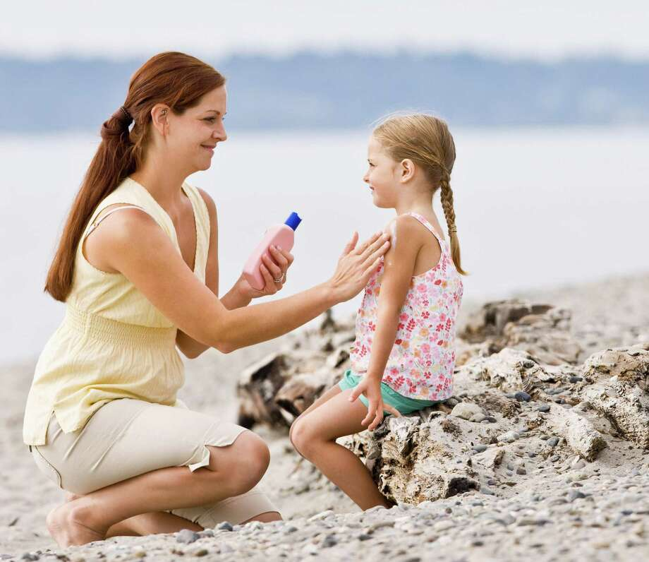 The Skin Cancer Foundation, on its website, recommends nine simple ways to protect your skin, including using a broad-spectrum sunscreen with an SPF of 15 or higher every day and seeking shade, especially between 10 a.m. and 4 p.m.  (Jonathan Ross/Dreamstime/TNS) Photo: Jonathan Ross /Dreamstime / TNS / Internal