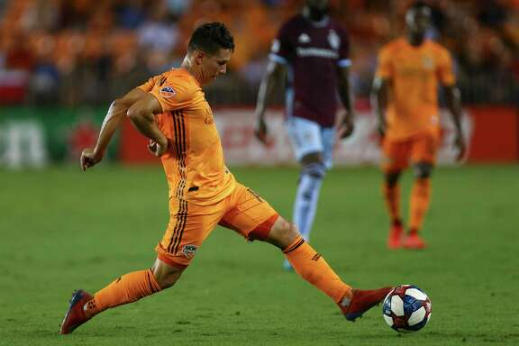 Houston Dynamo midfielder Tomas Martinez knew his team would be in a tough group in the MLS tournament but is hopeful an early win can give the Dynamo a leg up.
