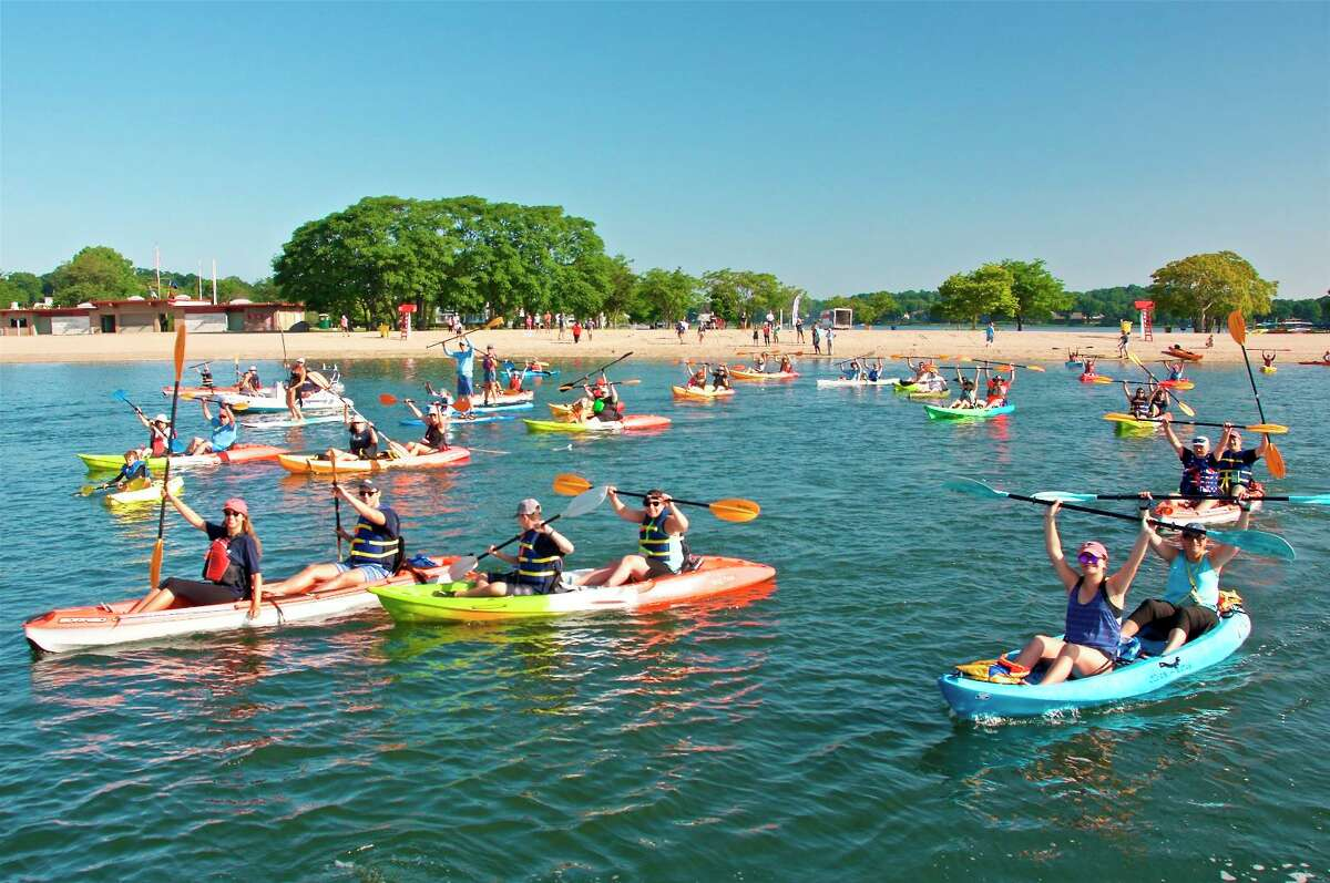 The Soundwaters Flotilla will launch from Darien beaches on July 18