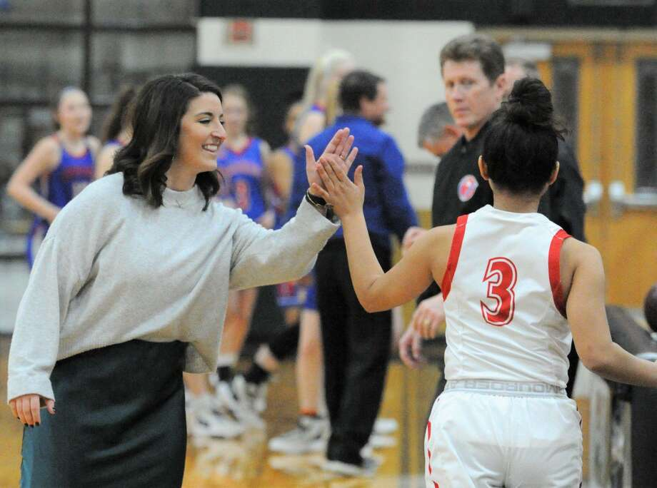 Caney Creek has hired 2008 alumna Kasey Teich to take over the girls basketball program. Photo: Stephen Garcia / Abilene Reporter-News