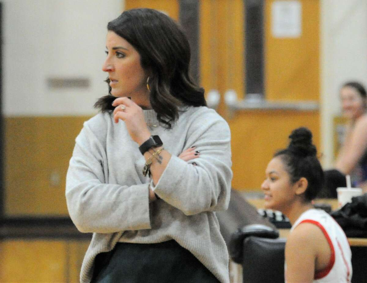 Caney Creek has hired 2008 alumna Kasey Teich to take over the girls basketball program.