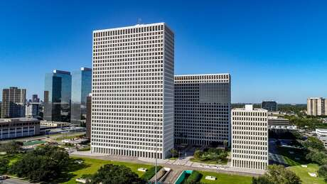 Occidental Petroleum leases 972,145 square feet at Five and Three Greenway Plaza.