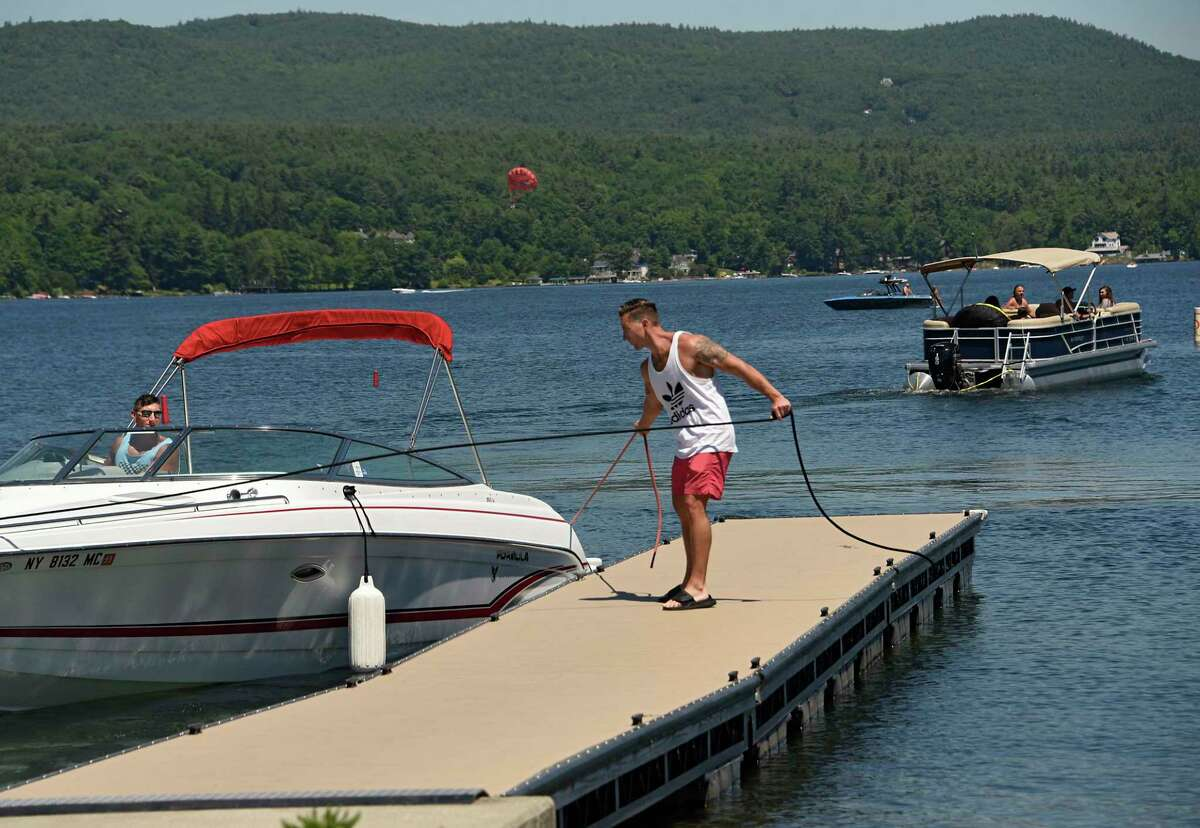 All boat ramps are open, as of June 20.