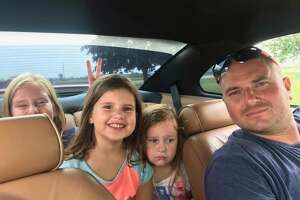 Happy Father's Day to Tony Gottschalk! We are the luckiest girls in the world for such a hard working, loving father like you Tony.