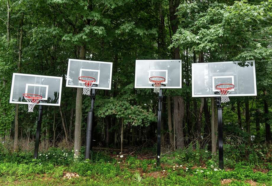 """FINAL FOUR: City Gallery in New Haven has re-opened with a photo exhibit by Joy Bush, """"Where I Go Is What I See,"""" which includes """"Final Four,"""" above. Runs through Aug. 1. The Gallery is located at 994 State St. Free. 203-782-2489, city-gallery.org Photo: City Gallery / Contributed Photo"""