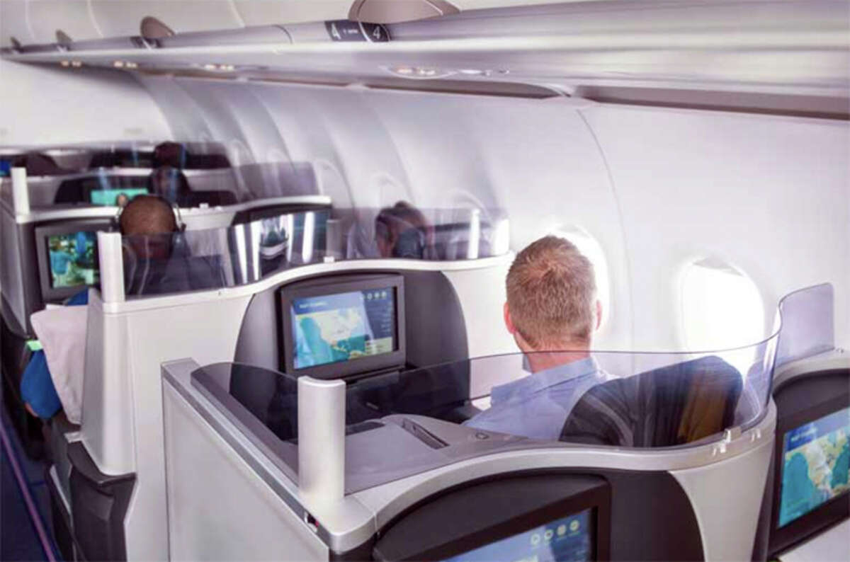 JetBlue's new San Francisco-Newark flights will use A321s with Mint premium front-cabin service.