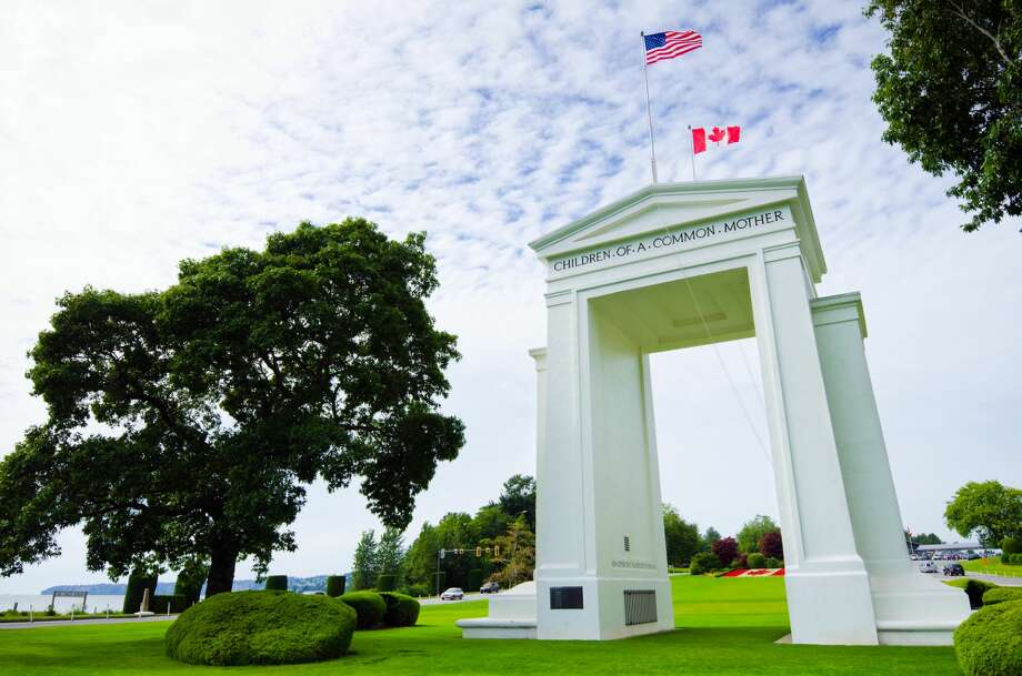 Peace Arch Park to temporarily close due to increased number of visitors Photo: Gregobagel Via Getty Images / gregobagel