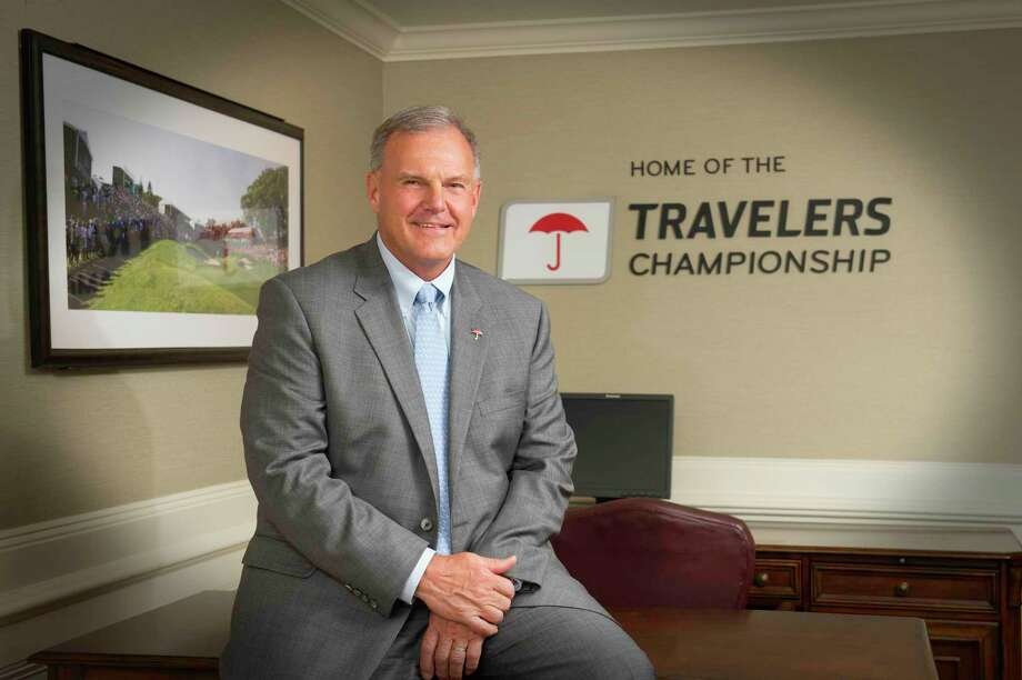 Andy Bessette, Travelers executive vice president and chief administrative officer. Photo: Hartford Business Journal / Hartford Business Journal file photo