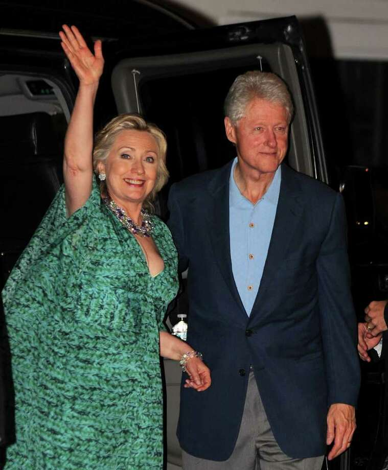 Hillary Clinton Latest News: Chelsea Clinton Wedding Pictures