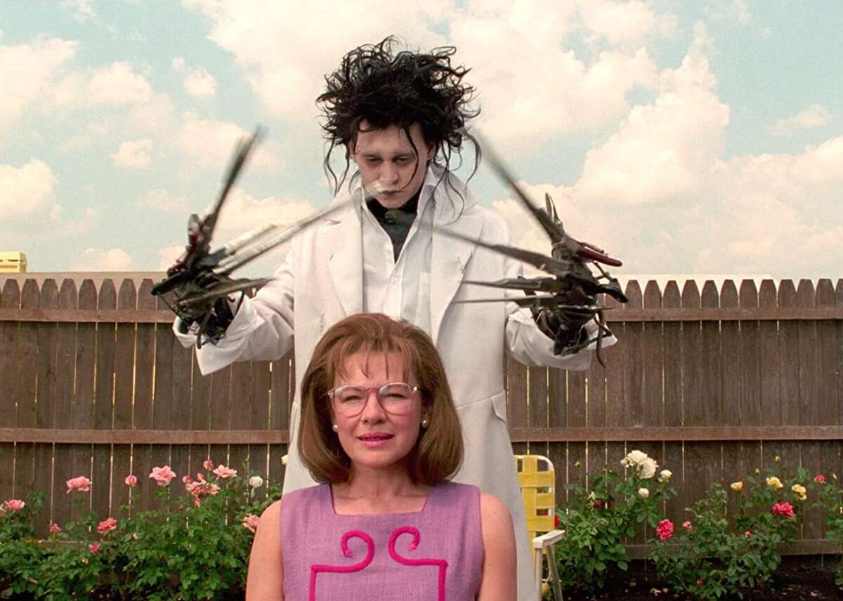 #100. Edward Scissorhands (1990) - Director: Tim Burton - Stacker score: 84 - Metascore: 74 - IMDb user rating: 7.9 - Runtime: 105 minutes One of director Tim Burton's most personal works is also one of his most quintessential. Johnny Depp stars as a young man with scissors for hands, who serves as a metaphorical stand-in for society's creative outliers. Wynona Ryder plays his love interest. This slideshow was first published on Stacker