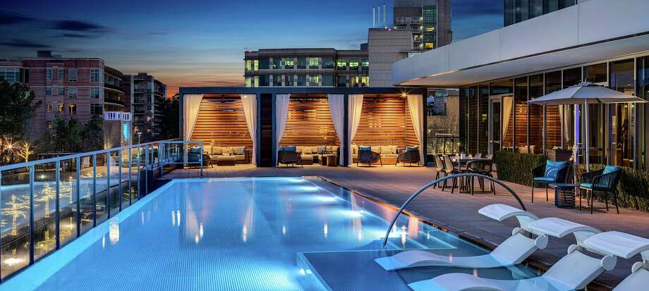 The Westin at The Woodlands at 2 Waterway Square Place. Photo: The Howard Hughes Corp.