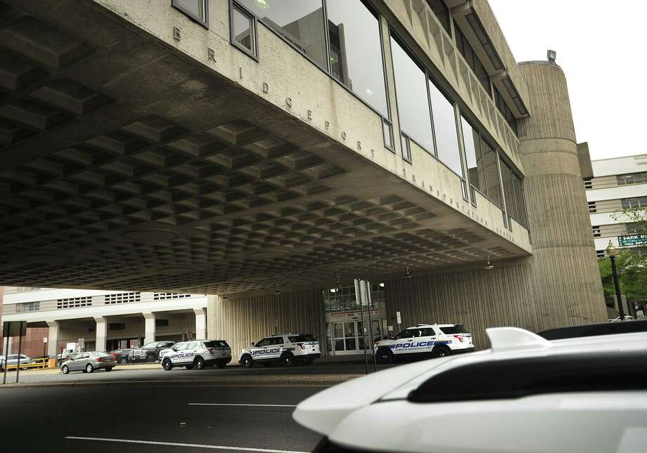 File photo of the outside of the Bridgeport train station on Water Street in Bridgeport, Conn., taken on Thursday, Sept. 29, 2016. Photo: Brian A. Pounds / Hearst Connecticut Media / Connecticut Post