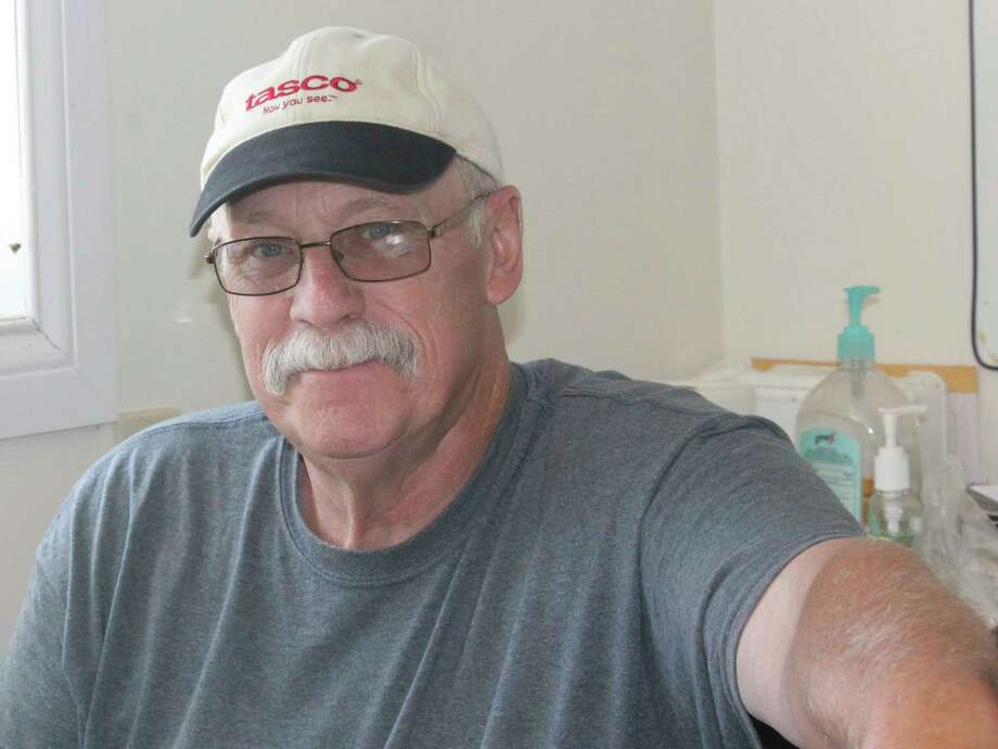 Randy Rice is president of the Mecosta County Rod & Gun Club. (Pioneer file photo)