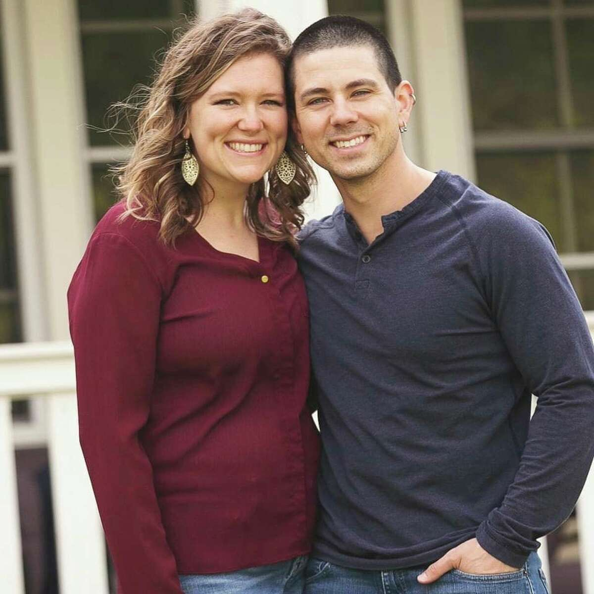 Pictured are Shannon and Patrick McElgunn, co-owners-Grove Tea Lounge. (Provided photo)