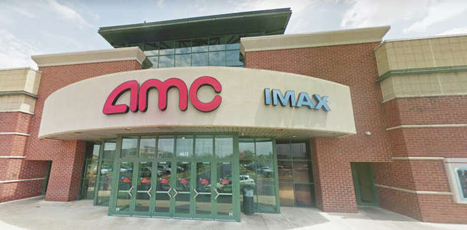 AMC Edwardsville 12 is located at 6633 Center Grove Road. Photo: Google Earth