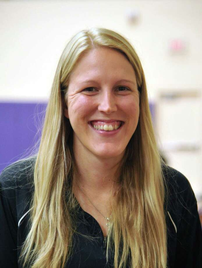 Jennifer Peyton has been named the new head volleyball coach at The John Cooper School. Photo: Eddy Matchette, Freelance / For The Chronicle / Freelance