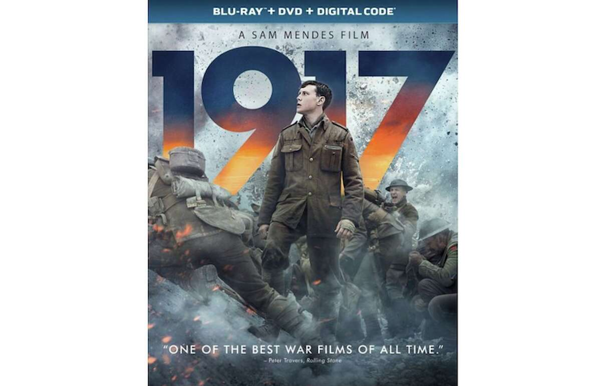 1917 (Blu-ray + DVD + Digital Copy) Looking for a good war film for dad to sit on the couch and watch on Father's Day? You can pick up a copy of
