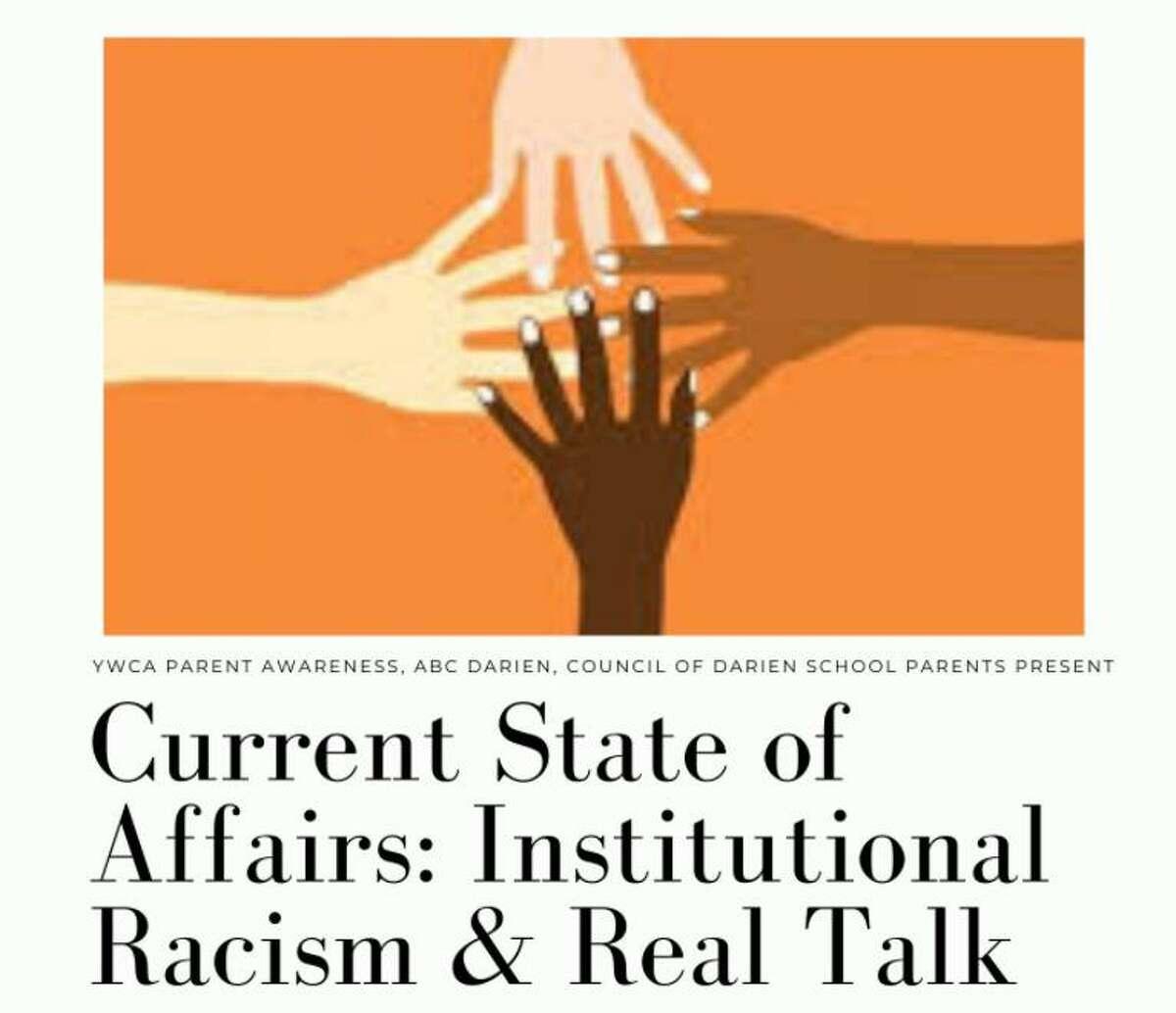 Ywca Abc Darien Darien School Parents Partner To Hold Parent Talk On Racism