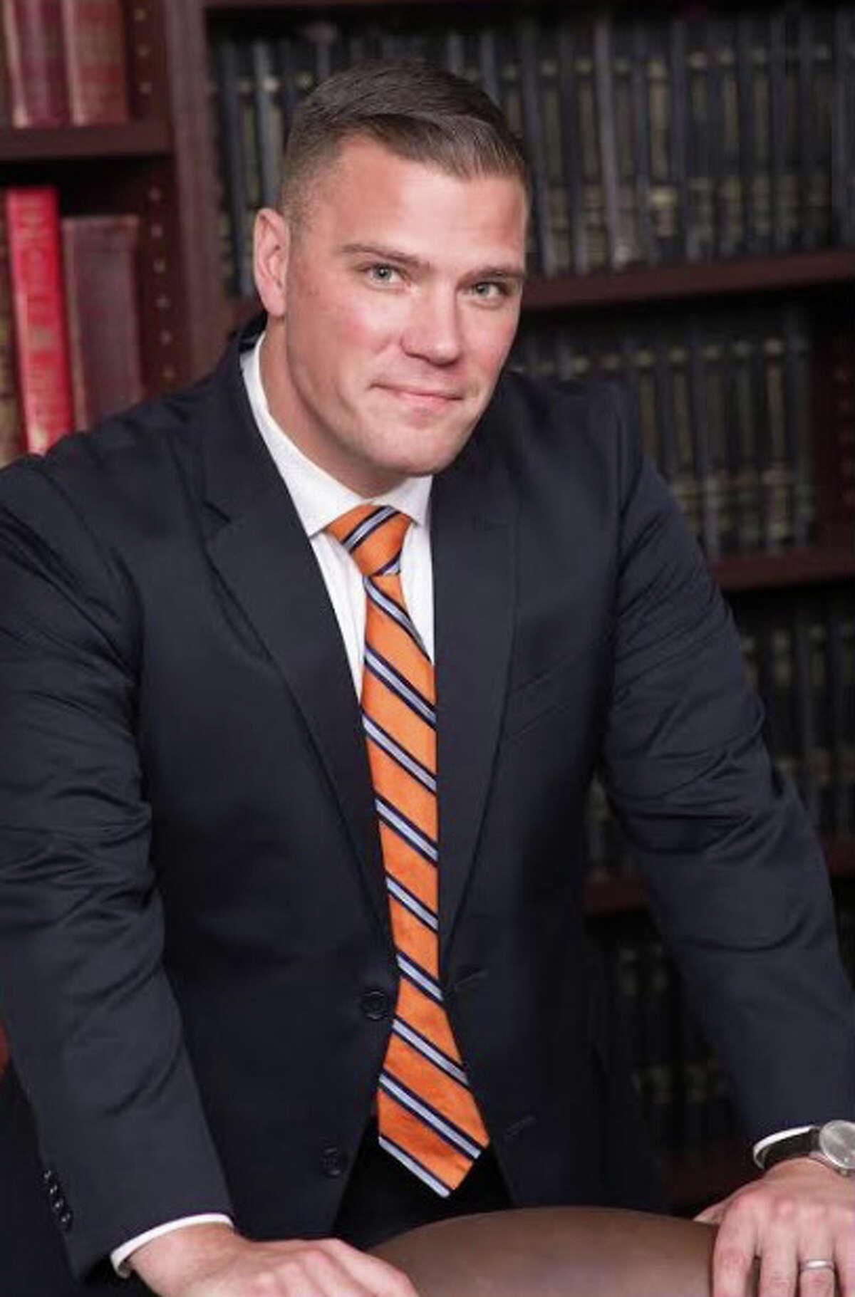 Republican Kyle Van De Water is running for Congress in New York's 19th District.