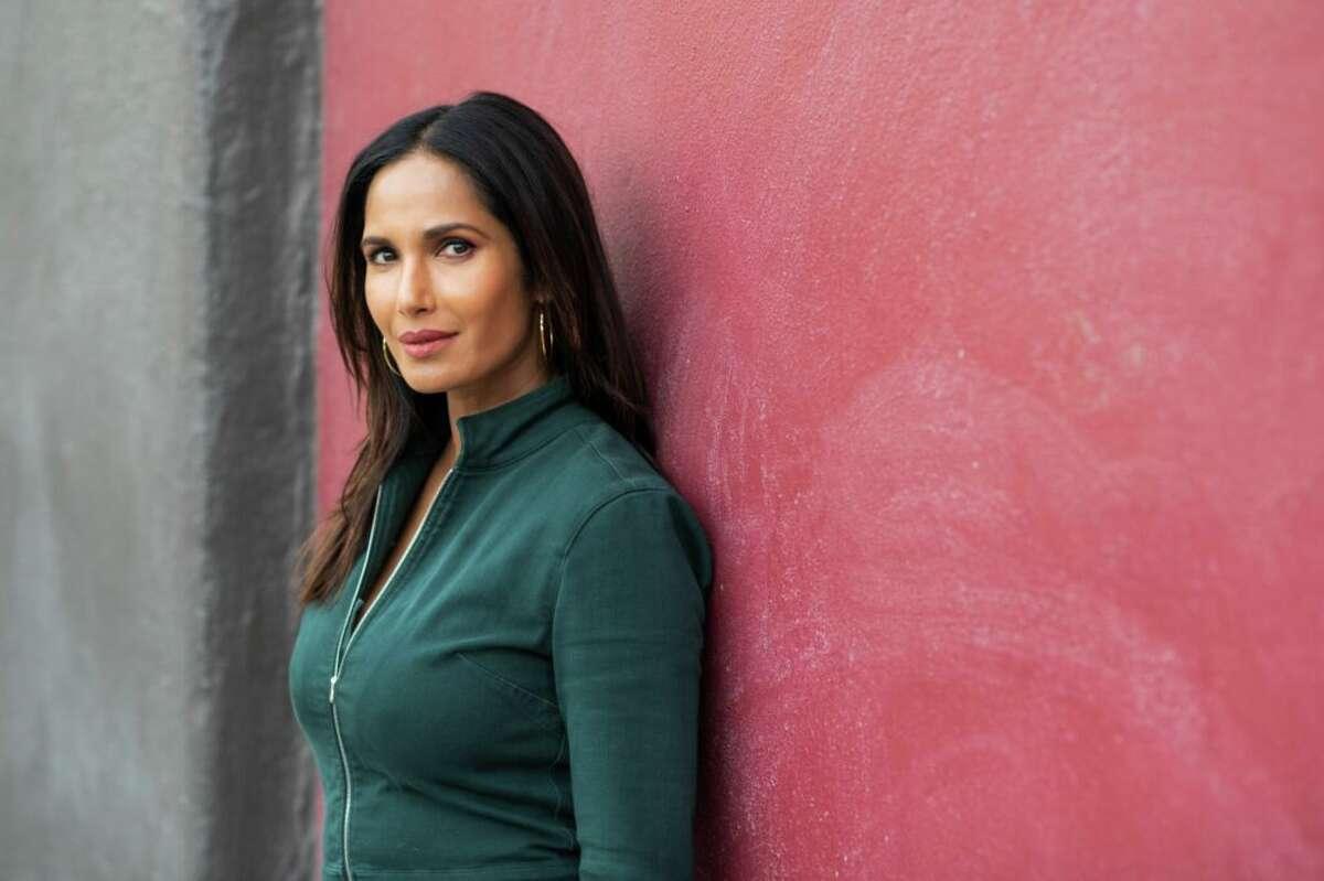 "Padma Lakshmi explores the cuisine of El Paso, Texas, in the ""Taste the Nation"" episode ""Burritos at the Border."""