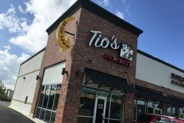 Tio's Tex-Mex has opened for business at 9390 Huebner Road on San Antonio's Northwest Side.