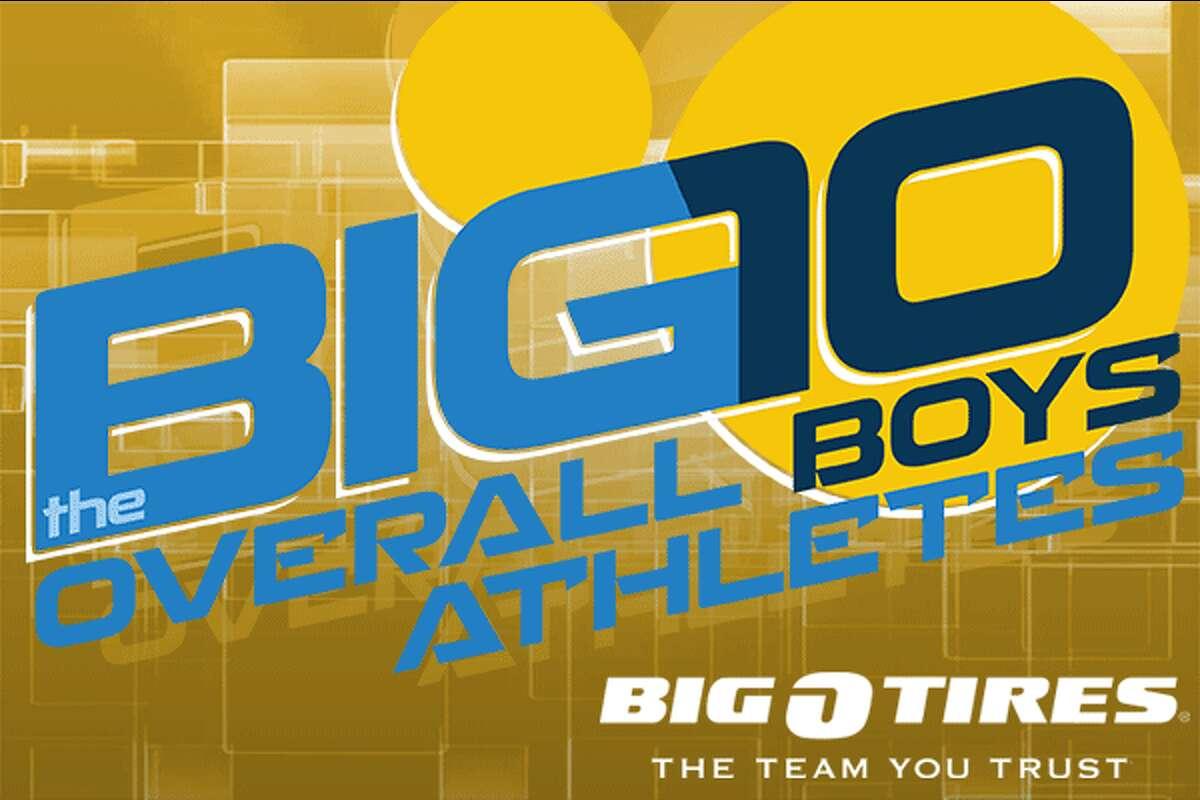 Overall Boys Athlete Big 10, SportStars