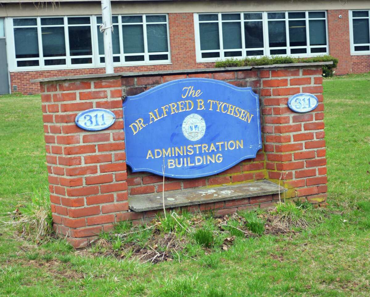 The Middletown Public Schools Board of Education is located on Hunting Hill Avenue.