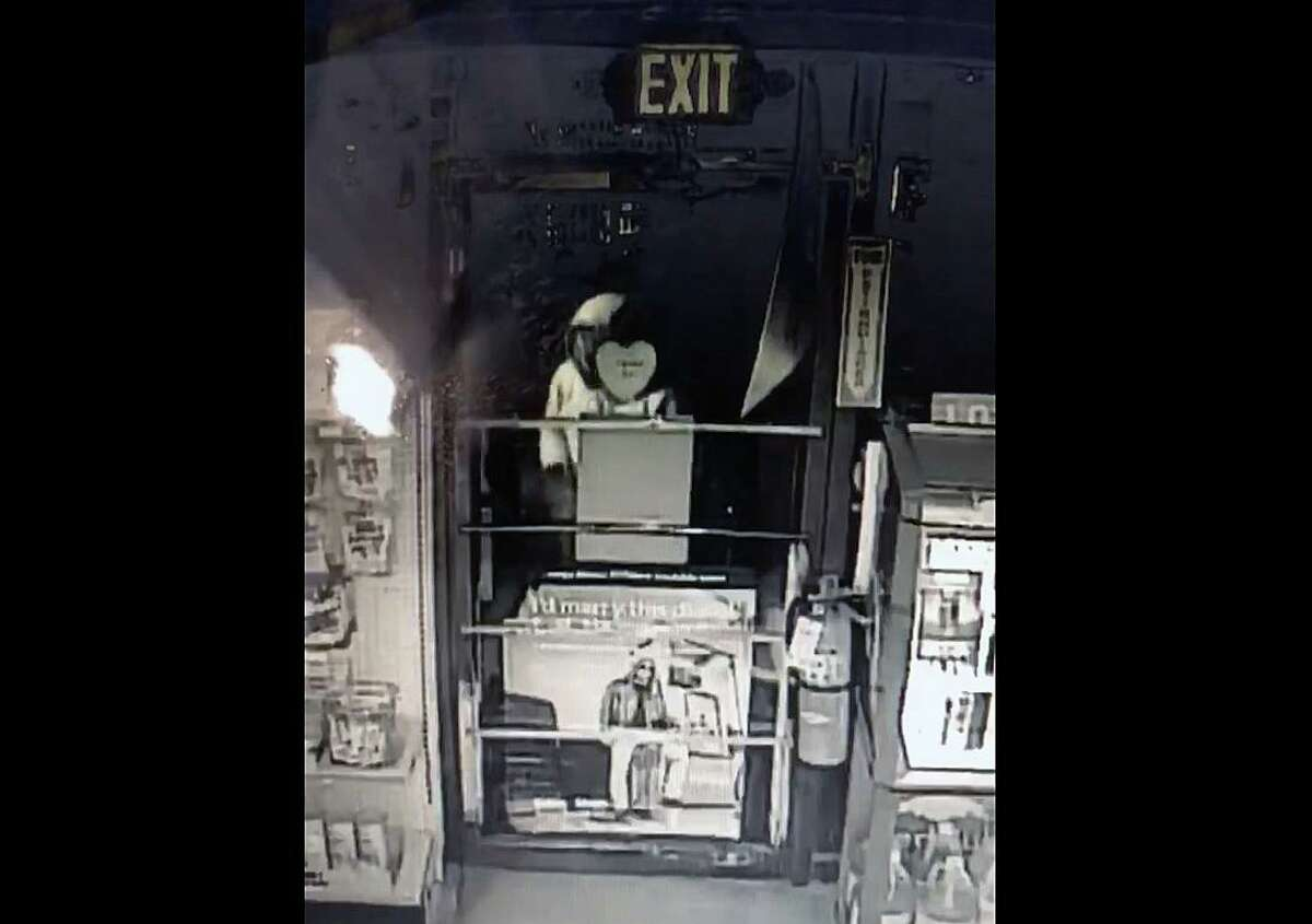 One of the three suspects connected to a series of commercial burglaries and ATM thefts in Connecticut.
