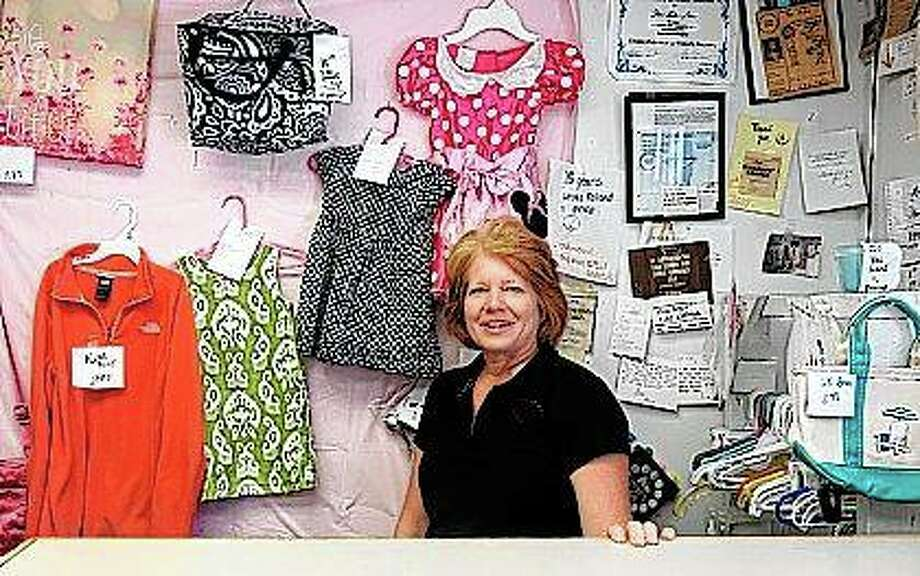 Mary Ring, owner of Just Like New in South Jacksonville, is crediting her customers' generosity for helping her celebrate the 15th anniversary of her business. Photo: Photo Provided