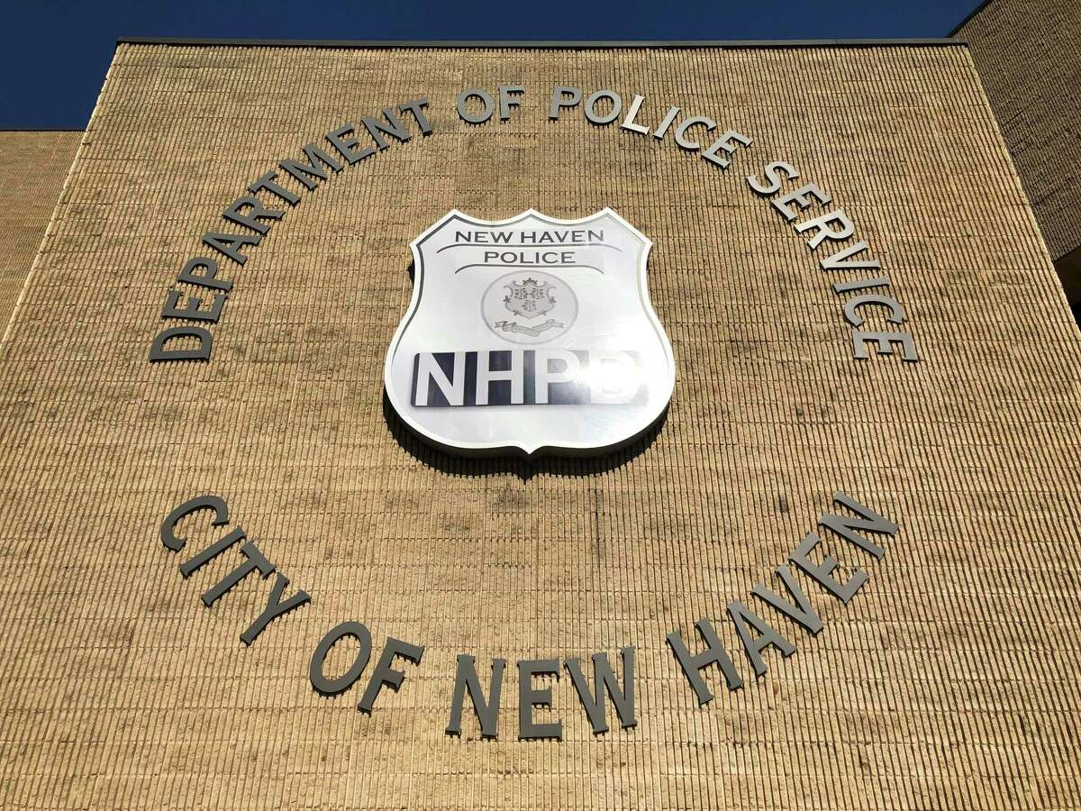The New Haven Police Department at 1 Union Ave.