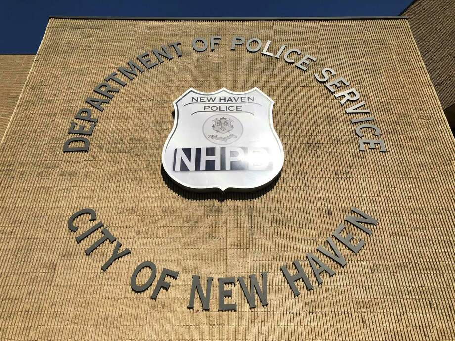 The New Haven Police Department at 1 Union Ave. Photo: Ben Lambert / Hearst Connecticut Media
