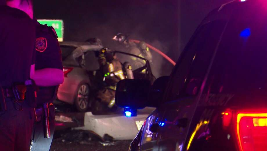 It's possible the Mustang driver will face upgraded charges of intoxication manslaughter, and others involved could face charges as well. Photo: OnScene