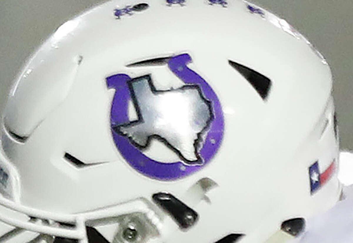 Dayton football helmet ( Karen Warren / Houston Chronicle )