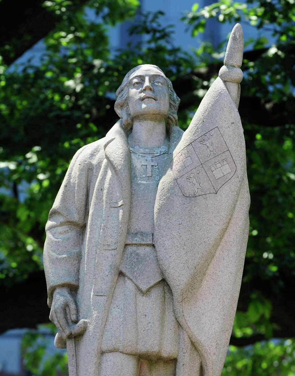 The City of Stamford has received numerous requests calling for the removal of the Christopher Columbus statue in Columbus Park.