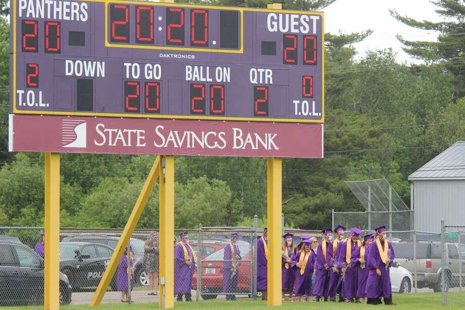 Frankfort High School holds its 138th Commencement Exercises on June 21. Photo: Robert Myers