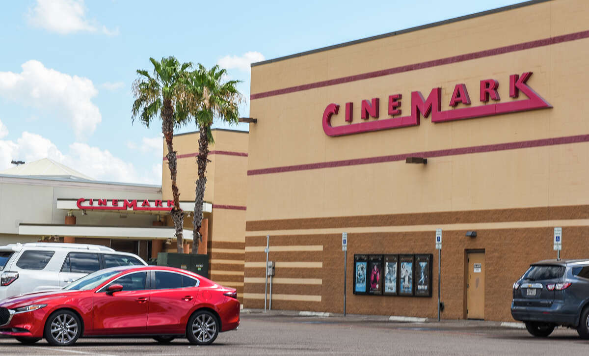 Exterior view of the Cinemark Mall Del Norte theater, Wednesday, Jun 17, 2020.